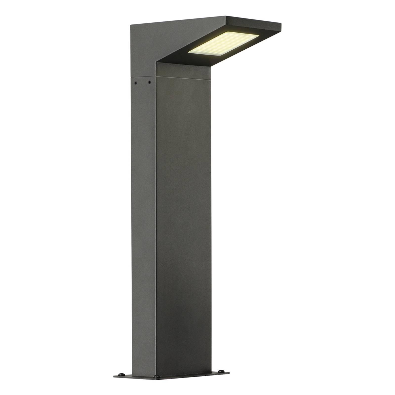 SLV Iperi LED-Sockelleuchte anthrazit