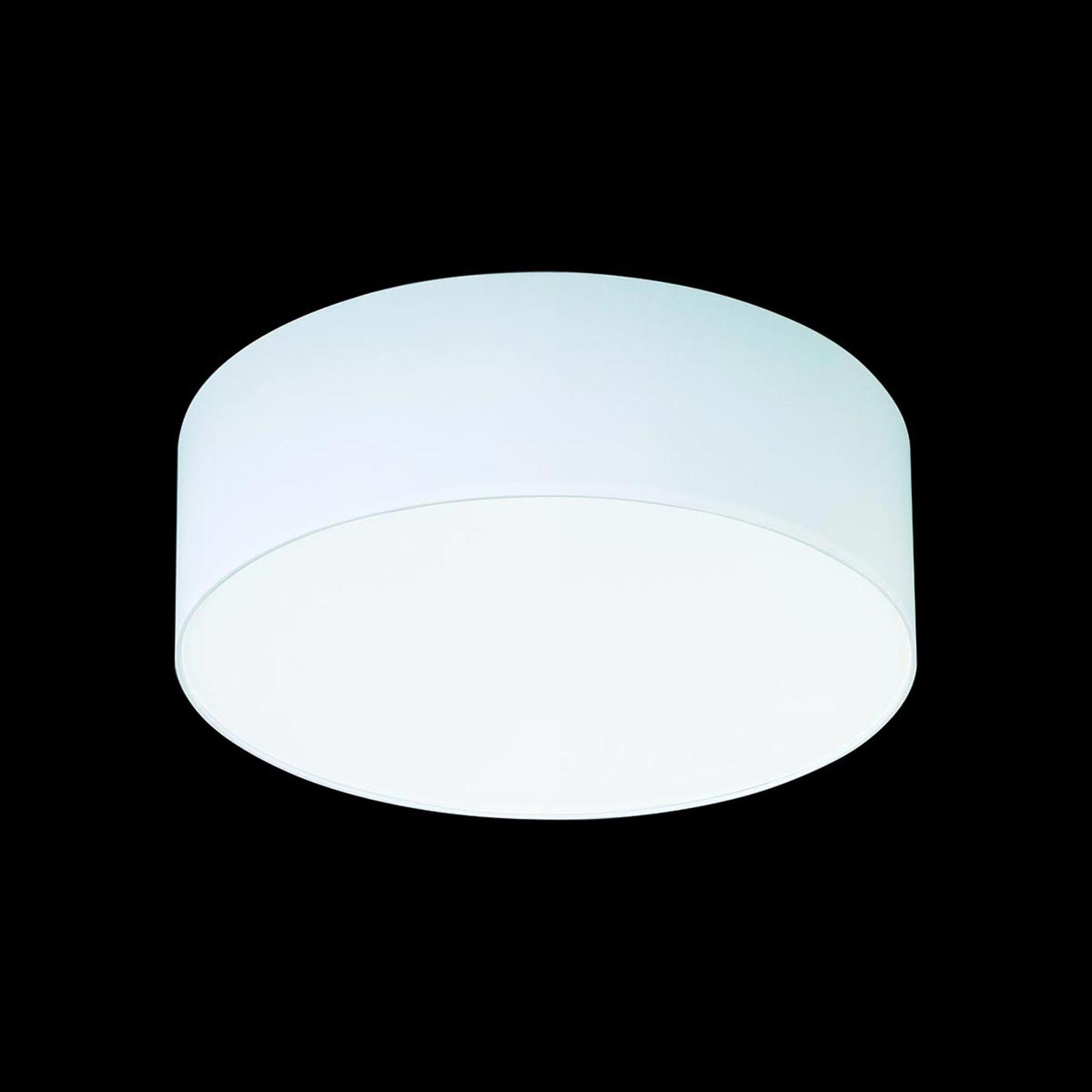 Biała lampa sufitowa MARA, 40 cm