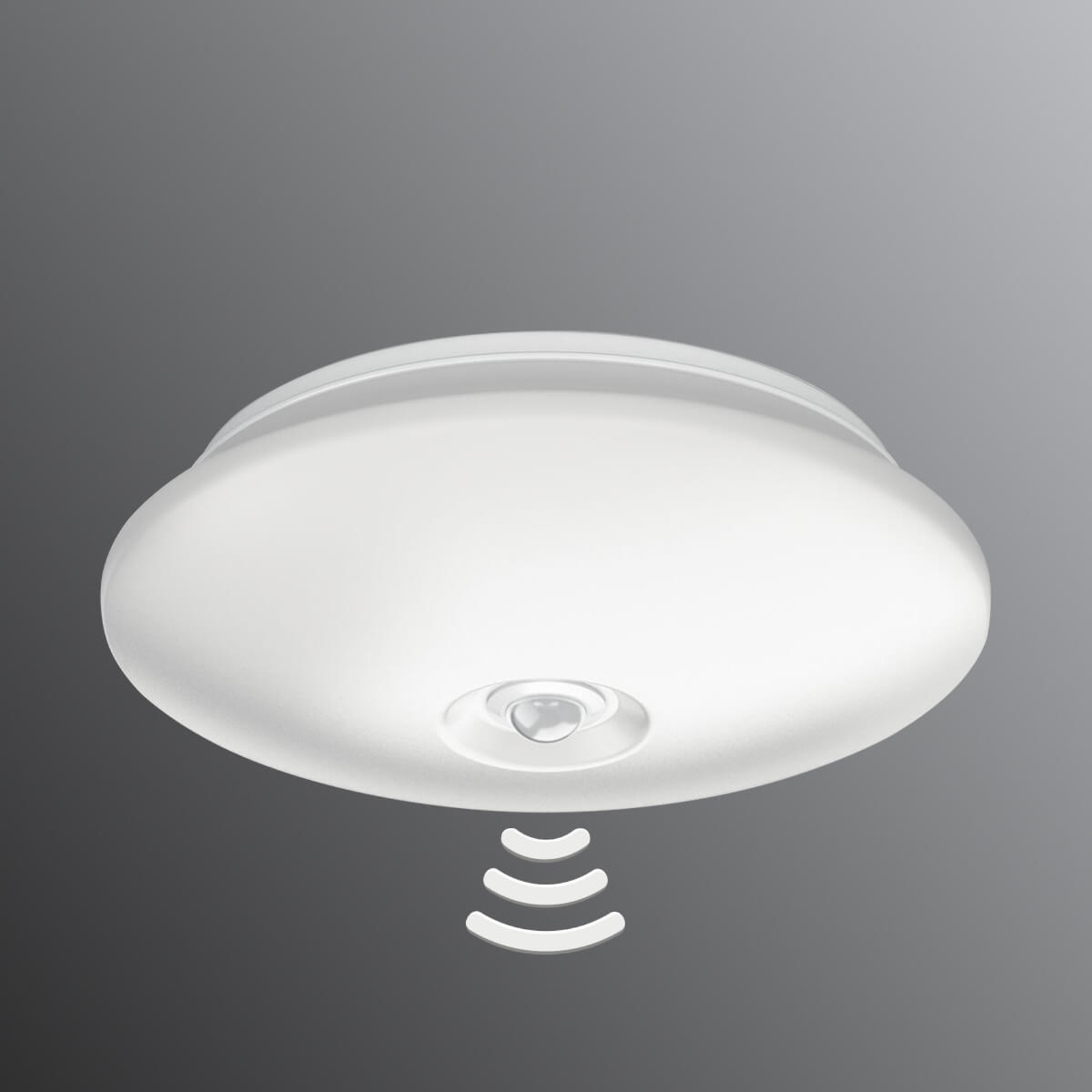 Philips Mauve lampa sufitowa LED czujnik IR 25,4cm