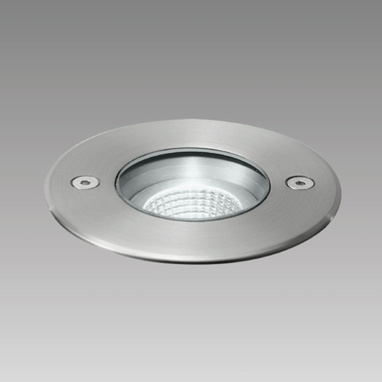 Uppokohdevalo Frisco ruostumaton teräs LED, IP67