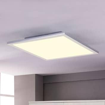 Lindby Livel panneau LED, 4000K, 62cm x 62cm