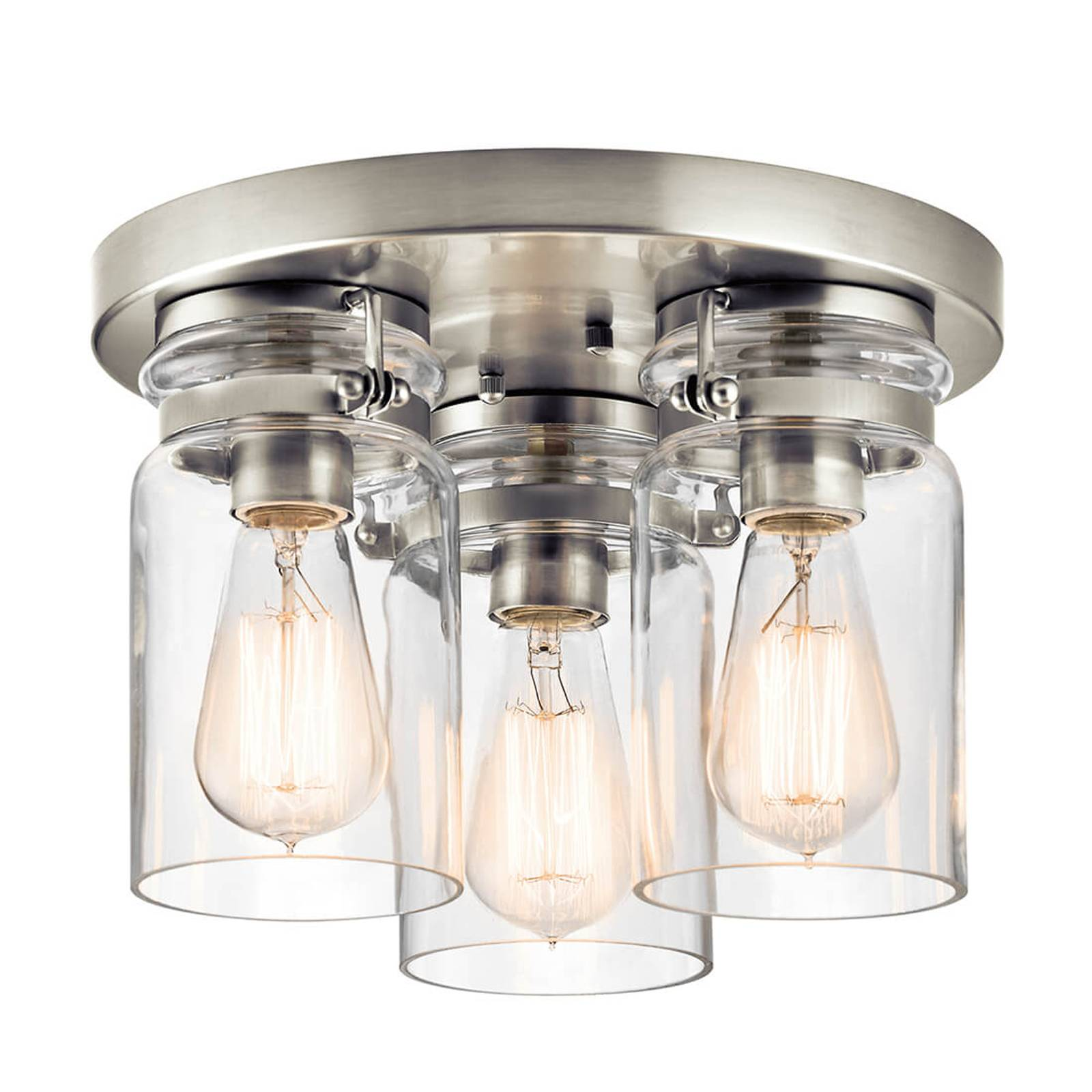 Plafondlamp Brinley 3-lamps