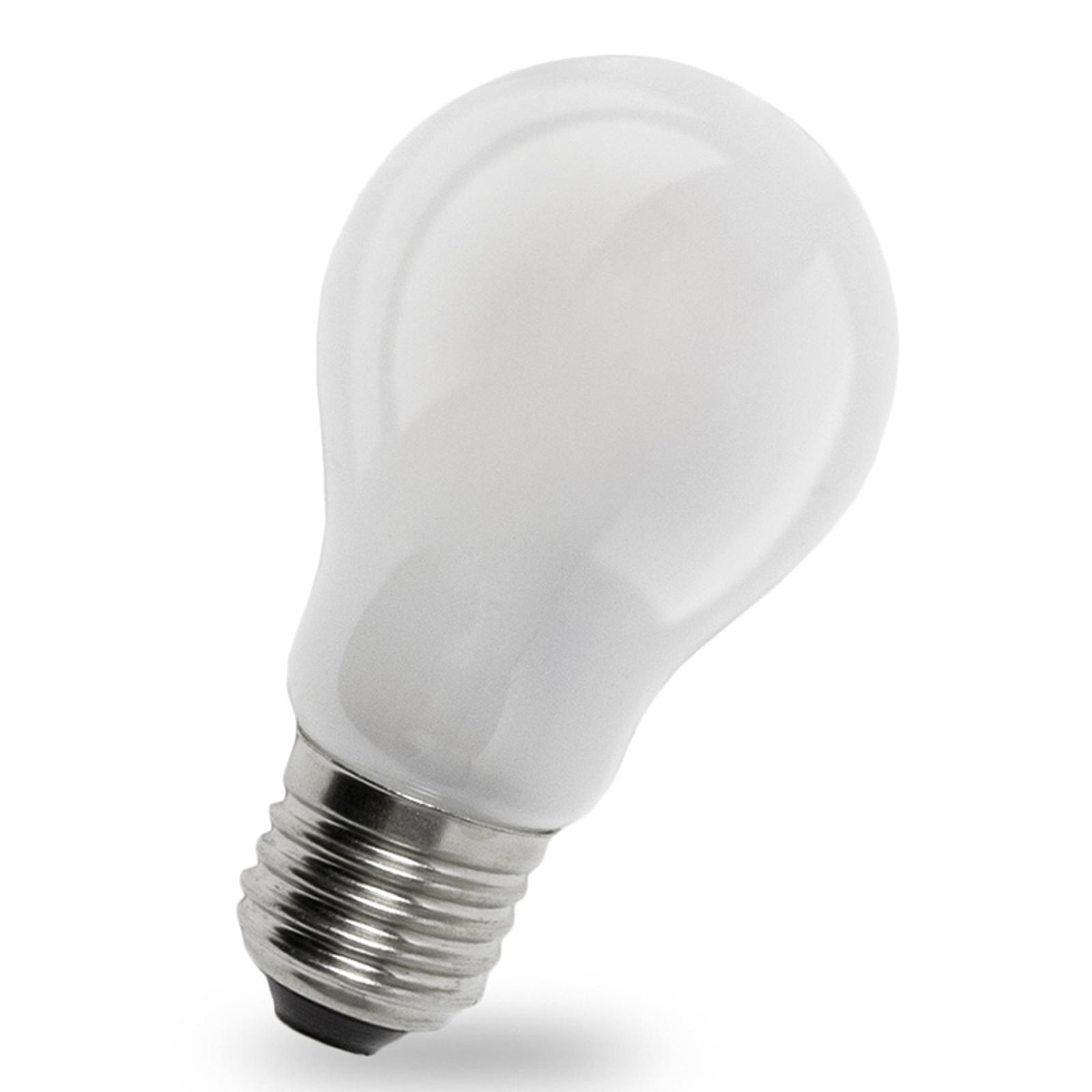 E27 4W 827 LED-glödlampa, matt insida