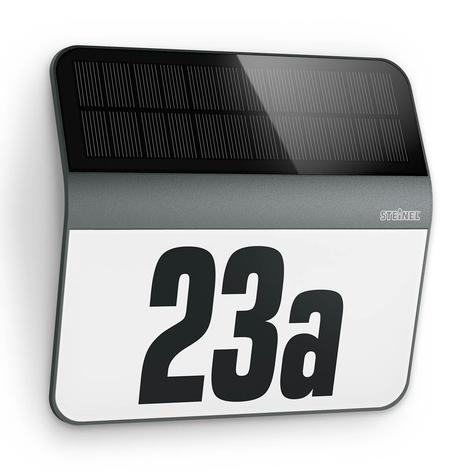 STEINEL LH-N nástěnné světlo LED s číslem domu