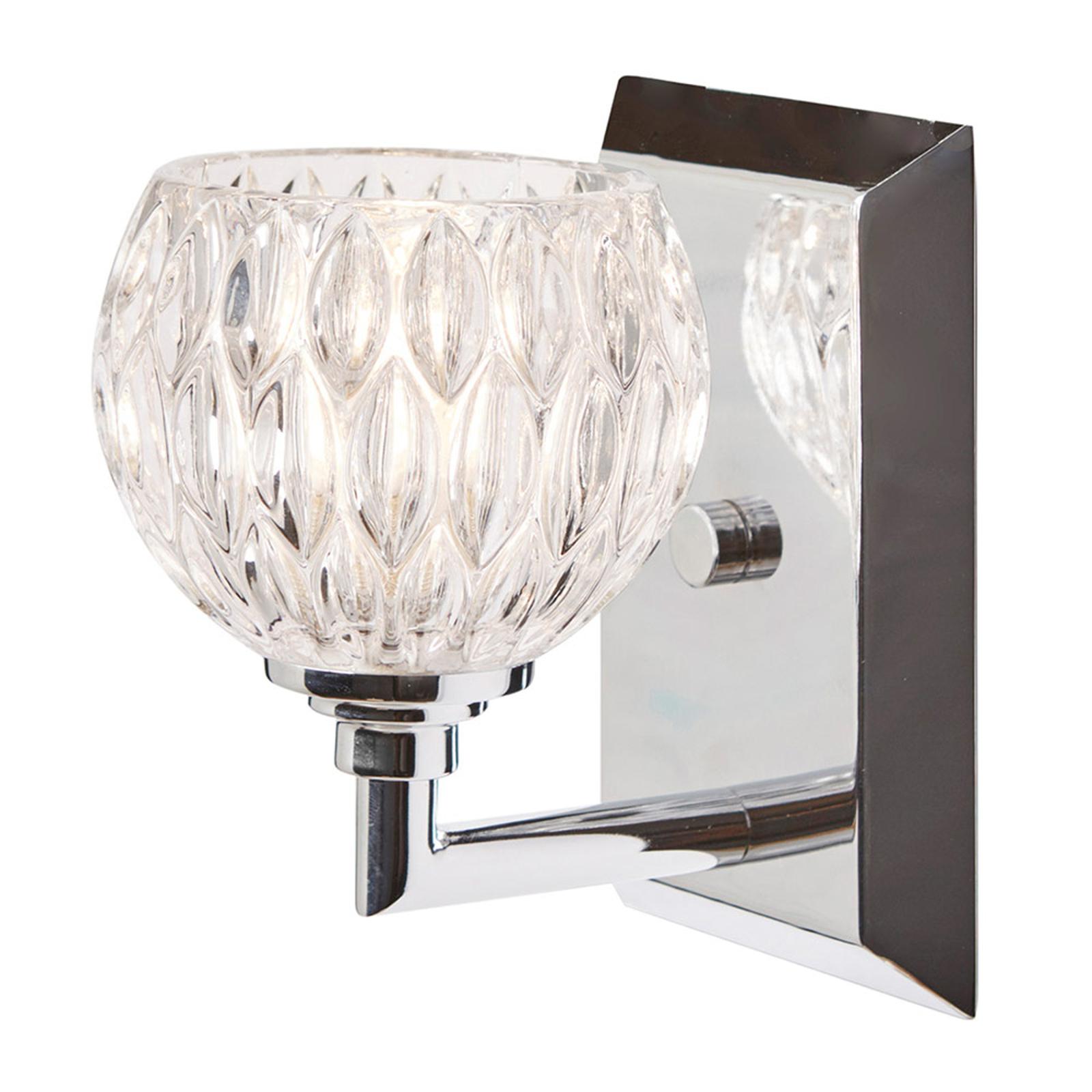 Serena væglampe til badeværelset, 1 lyskilde