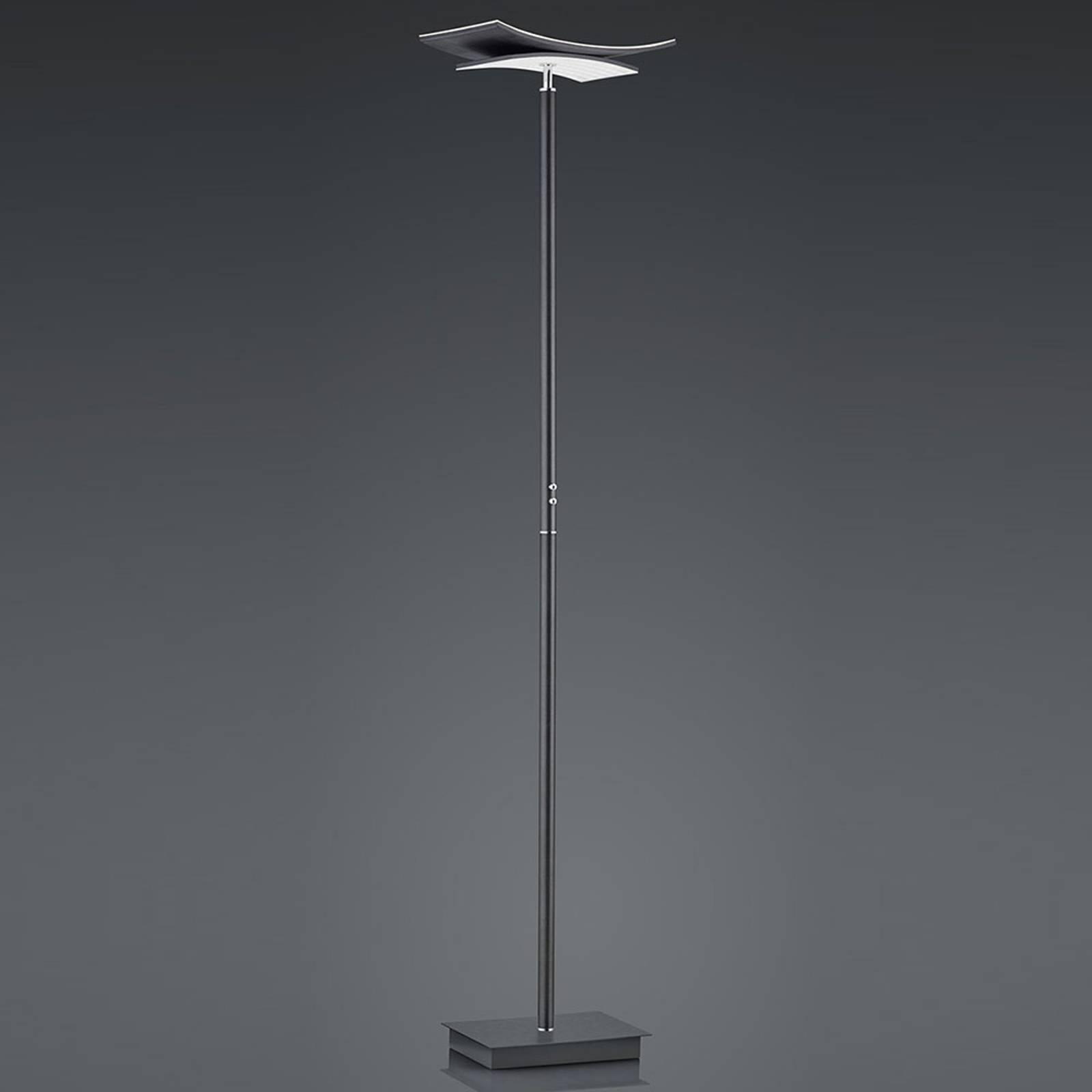 B-Leuchten Liberty lampa stojąca LED, antracyt