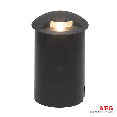 AEG Tritax lampada da incasso per pavimento a LED