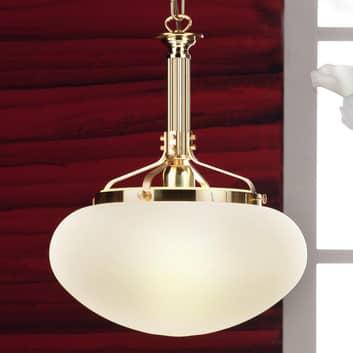 Lámpara colgante Ophelia tradicional, 1 bombilla