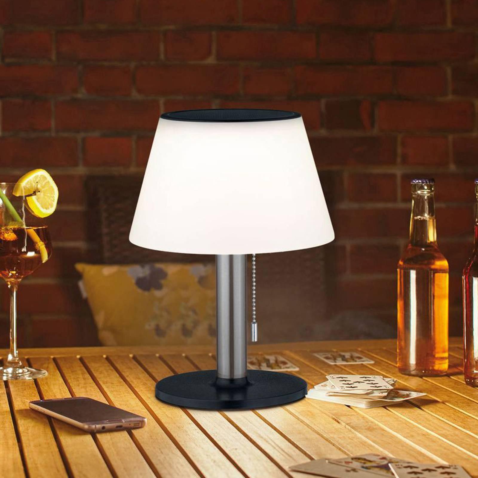 Paulmann Lillesol solarna lampa stołowa zewnętrzna