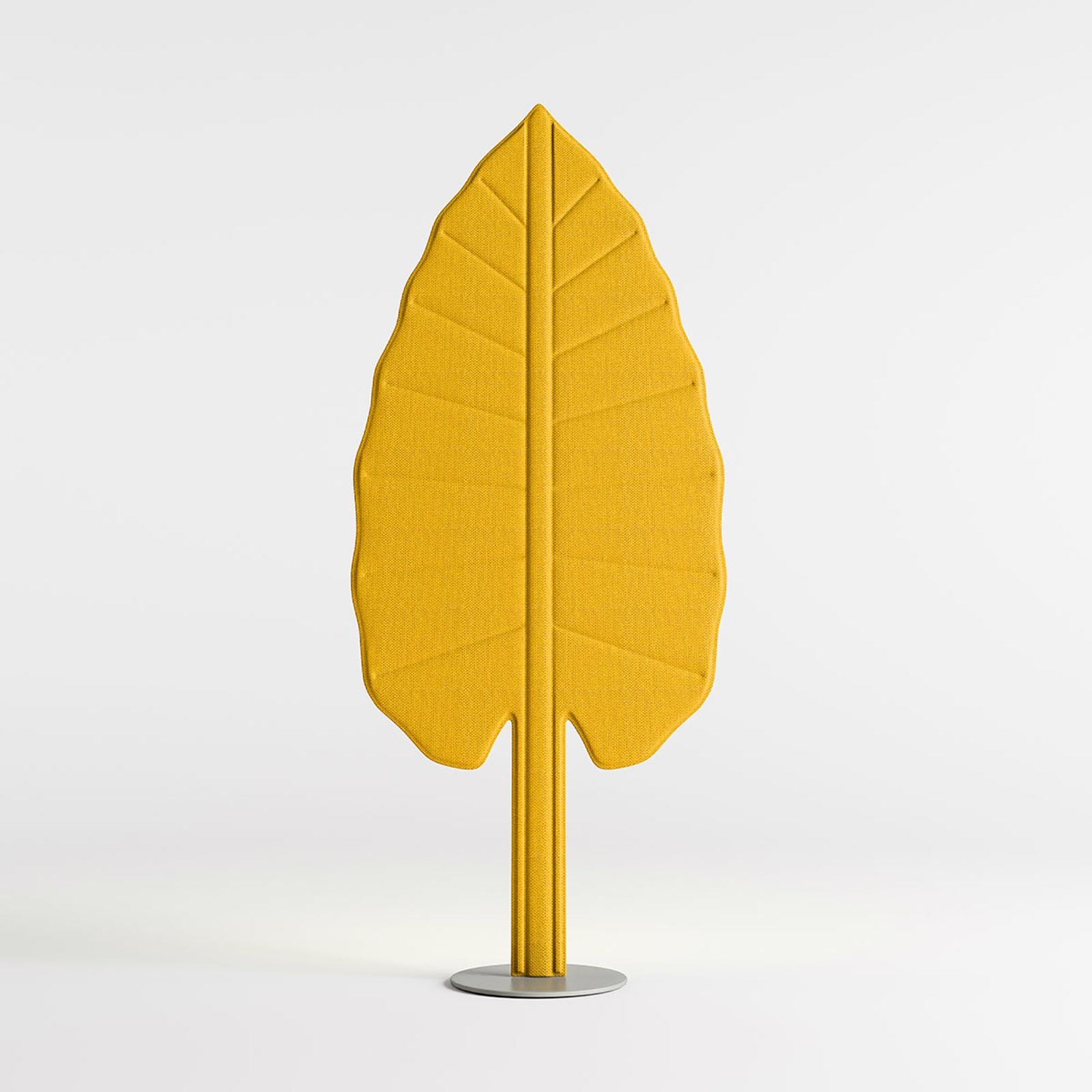 Rotaliana Eden Alocasia LED-Stehleuchte, gelb