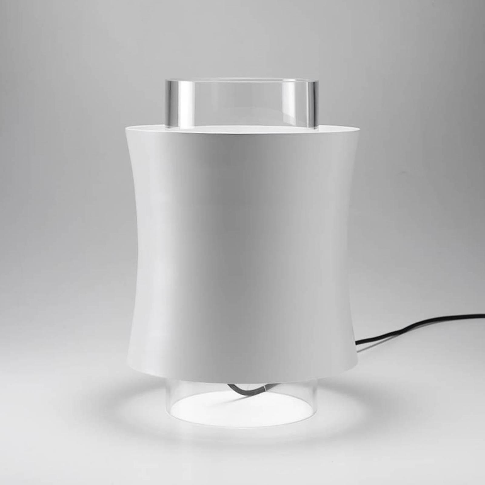 Prandina Fez T1 lampe à poser sable mat