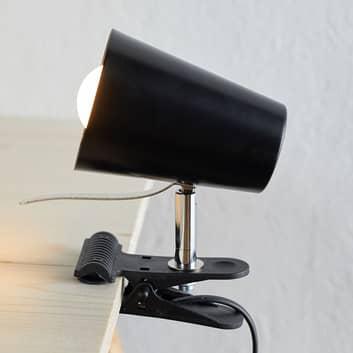 Klämlampa Clampspots i modern optik