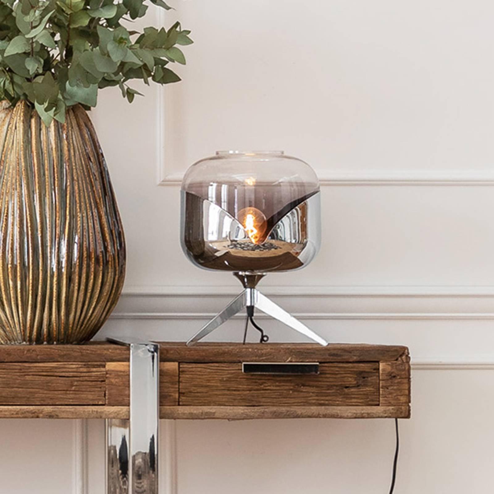 KARE Chrome Goblet Ball lampe à poser