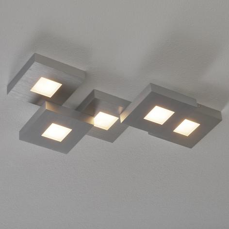 Extravagante LED-plafondlamp Cubus