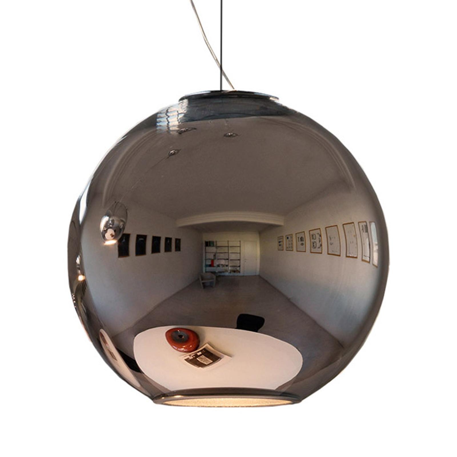 Designerska lampa wisząca GLOBO DI LUCE, śr. 45 cm