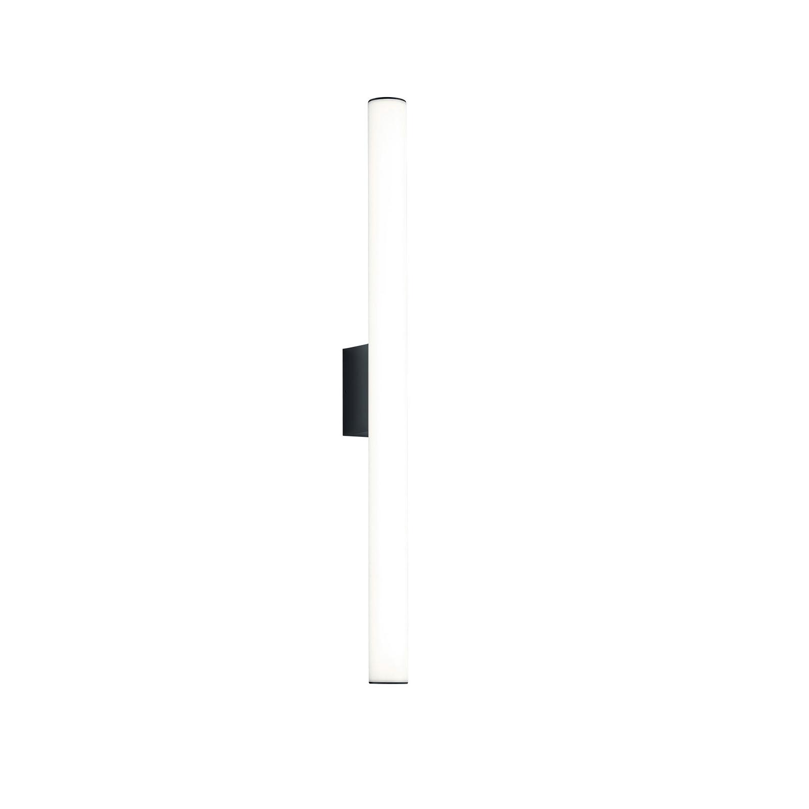 Helestra Loom spiegellamp zwart 60 cm