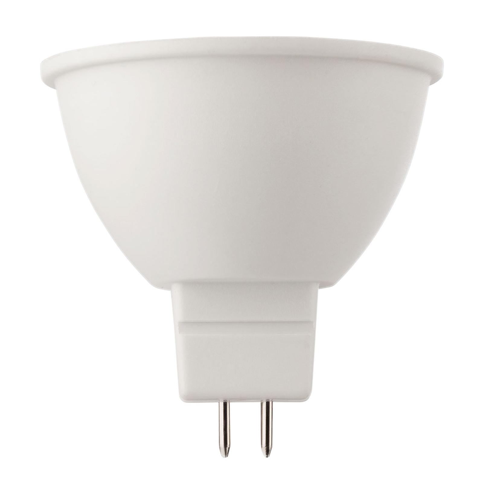 Riflettore LED GU5,3 8W 36° bianco neutro