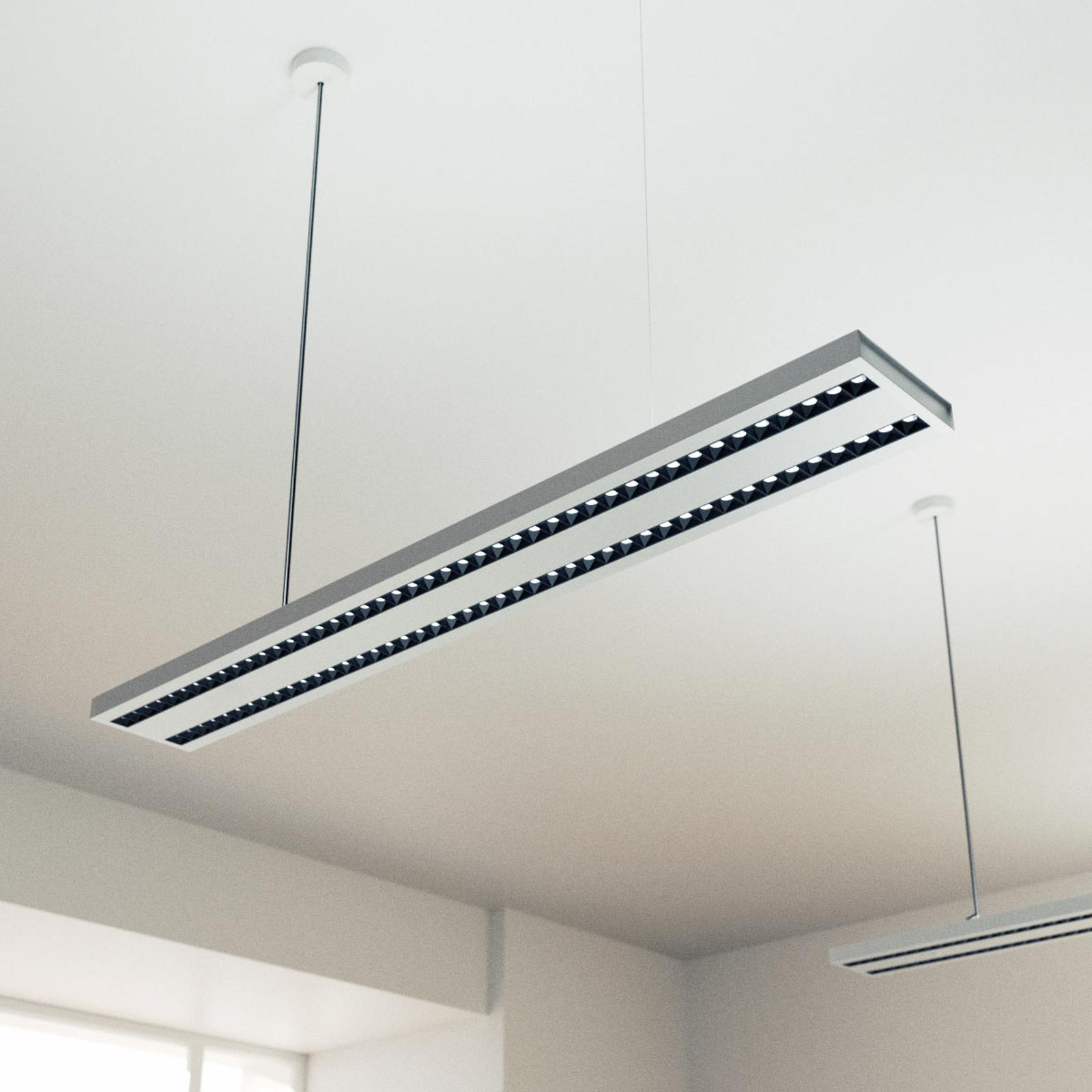 LED hanglamp Konstantin voor de werkkamer