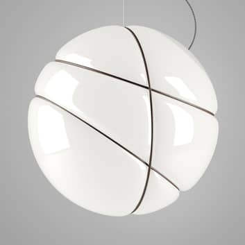 Fabbian Tessi glashængelampe