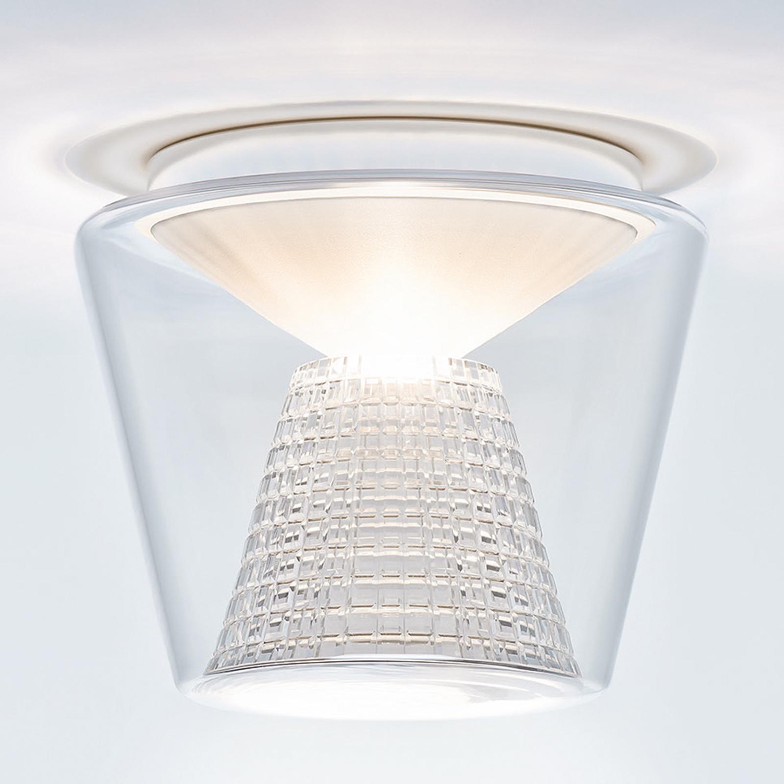 serien.lighting Annex L - LED-Glas-Deckenlampe