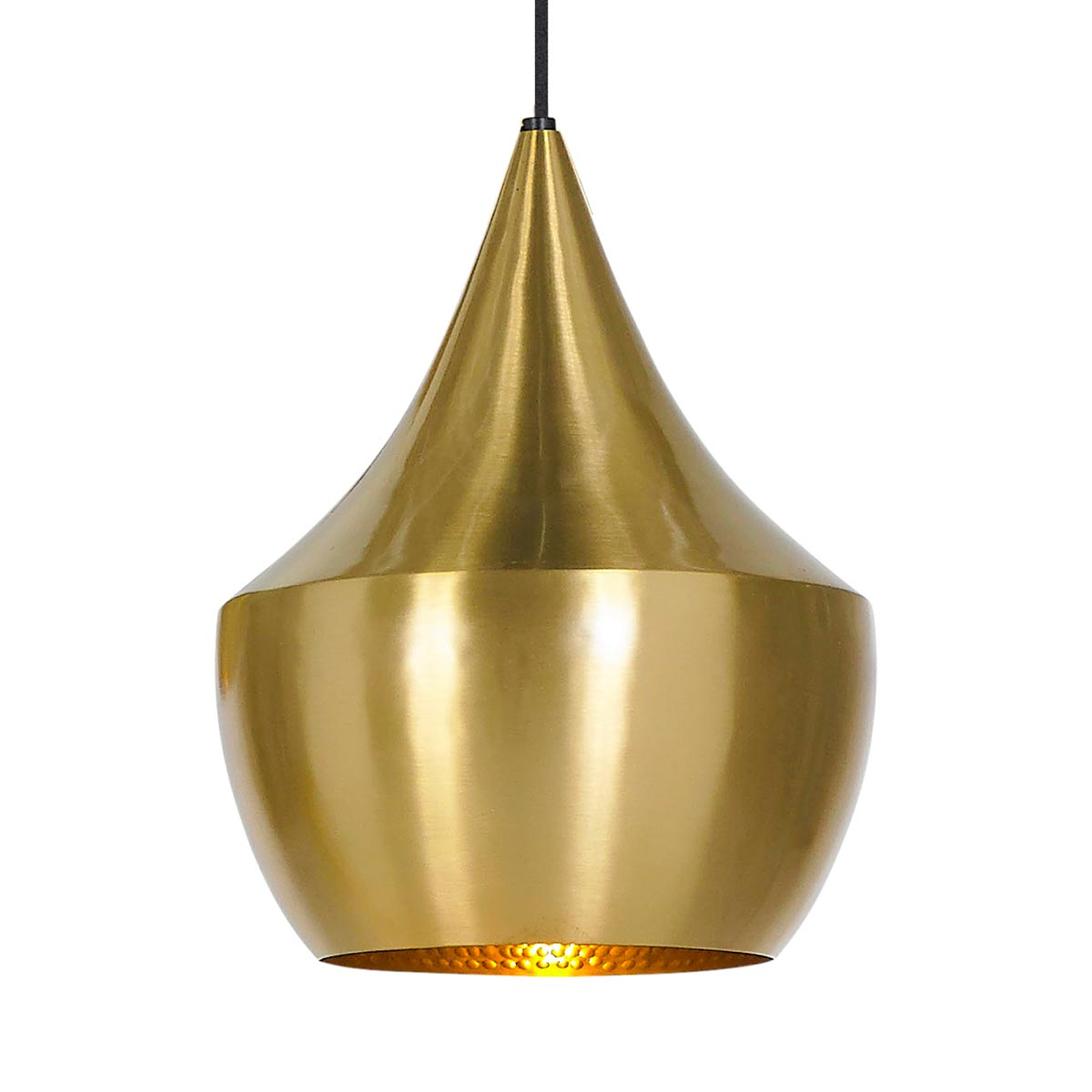 Tom Dixon Beat Fat - Pendelleuchte, messing