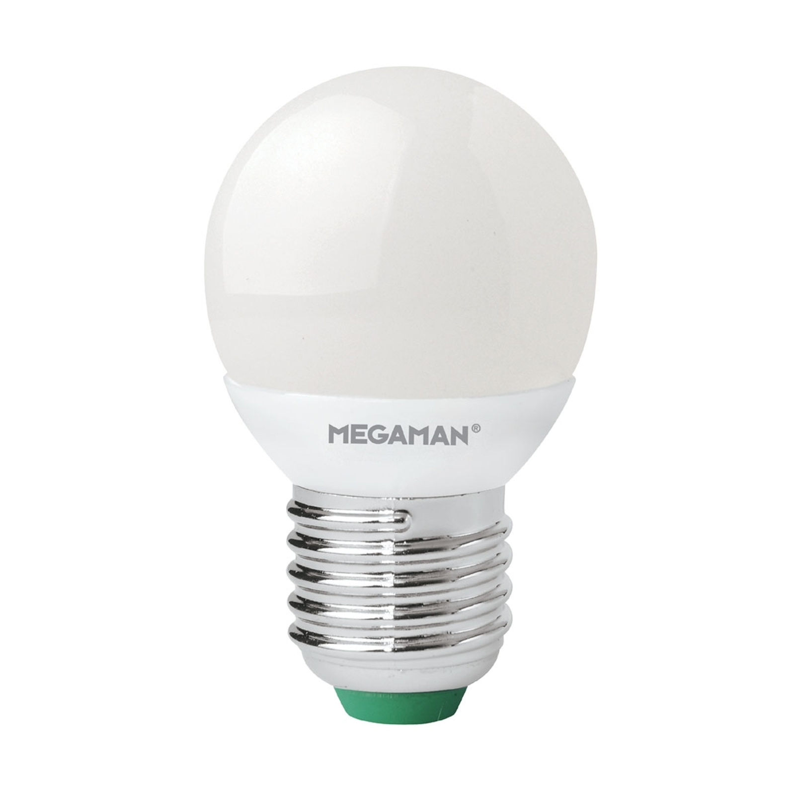 e27 3,5W LED-dråpepære matt 2800K