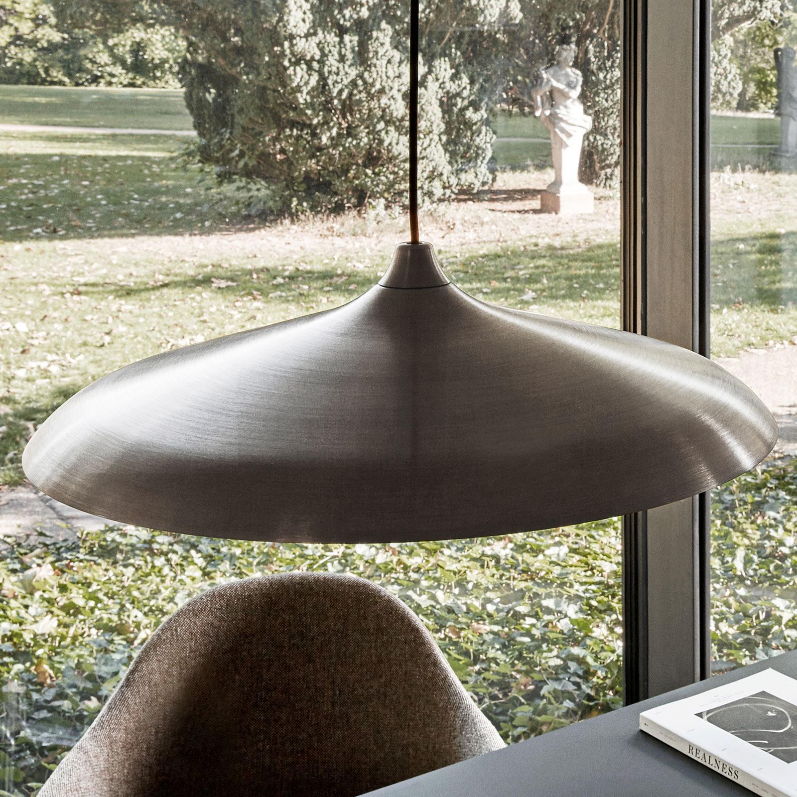 Menu Circular Lamp suspension LED, bronze