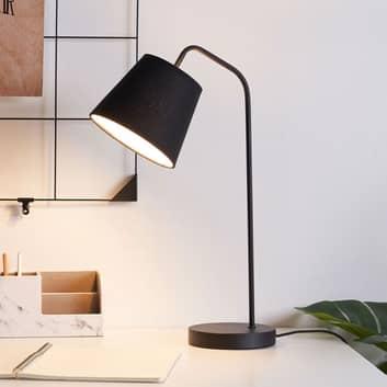 Pauleen lámpara de mesa True Elegance en negro
