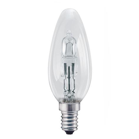 E14 46 W kirkas halogeenilamppu Classic B kynttilä