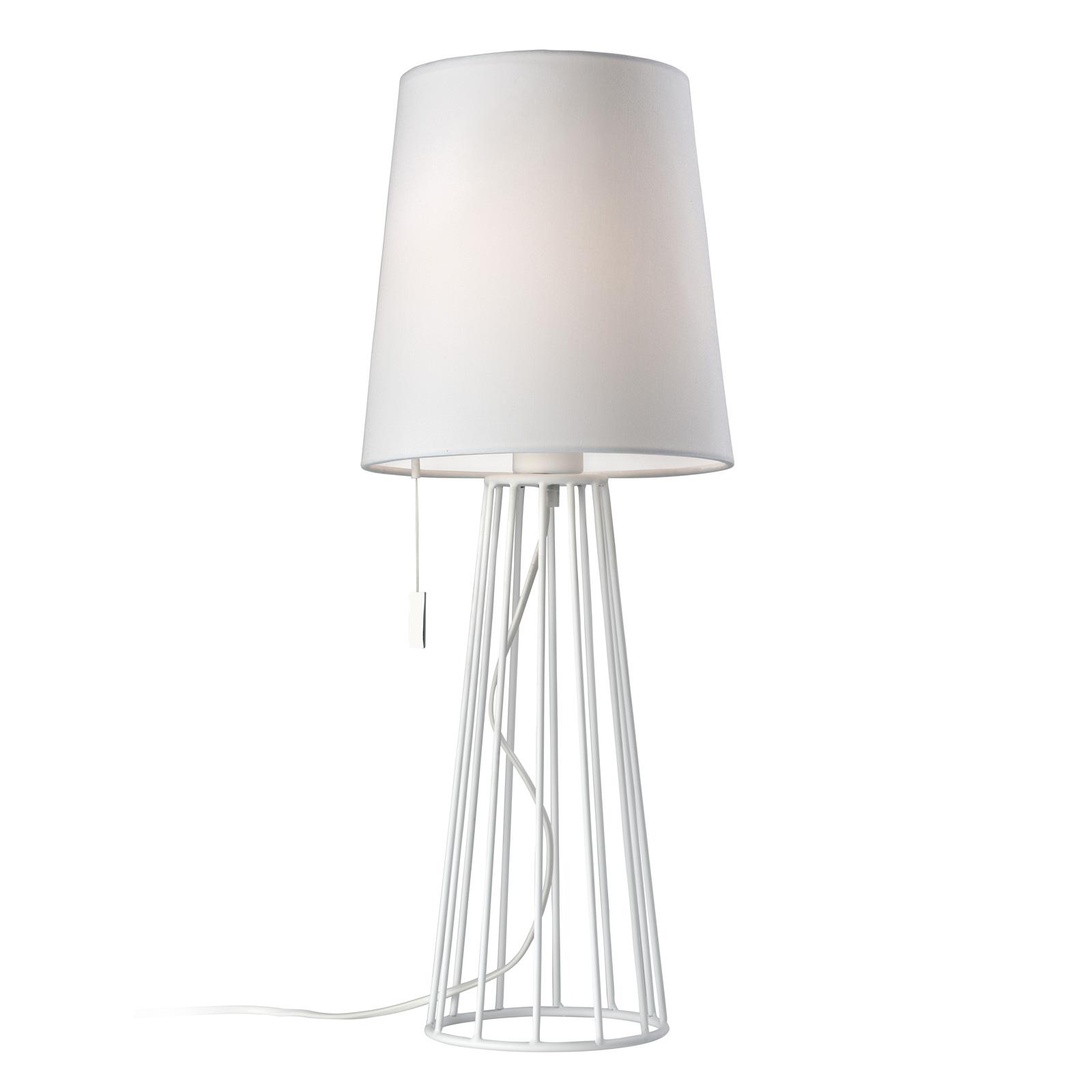 Villeroy & Boch Mailand Tischlampe in Weiß