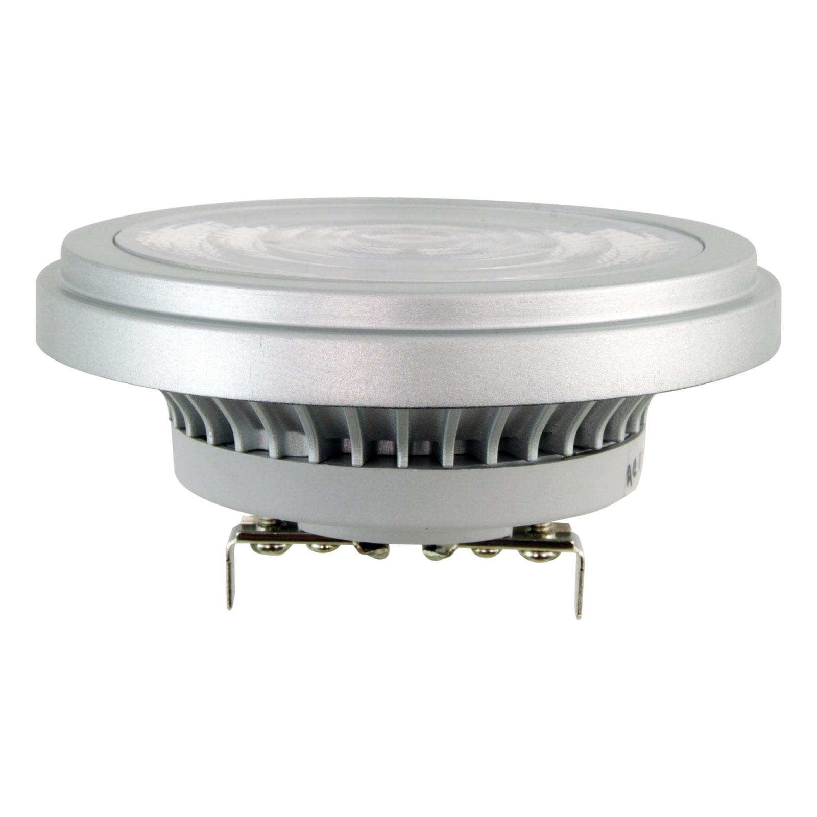 Ampoule LED G53 13W Dual Beam blanc chaud