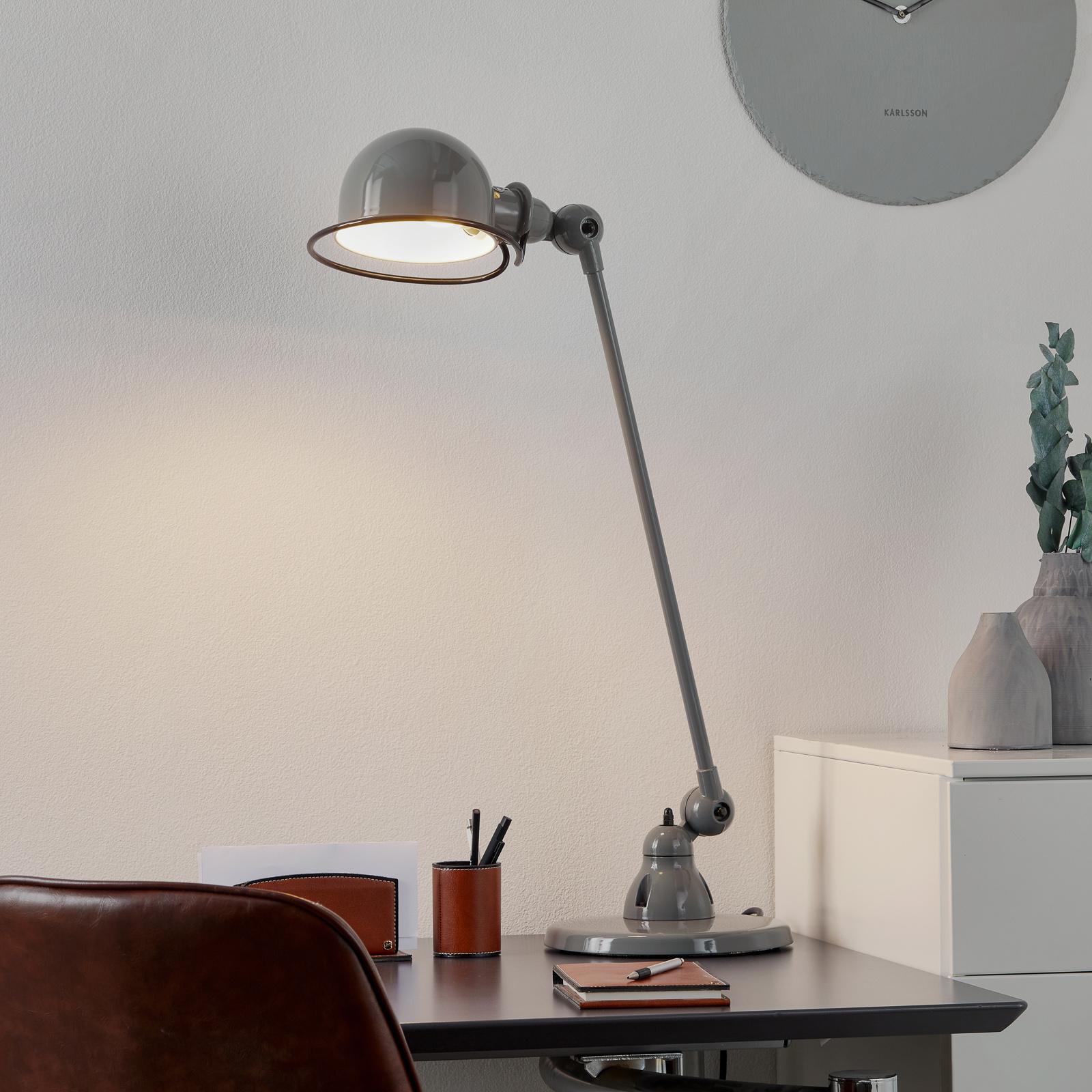 Jieldé Loft D6000 lampe à poser, grise