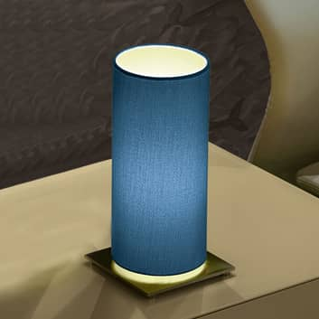 Modo Luce Lost Tischlampe Ø 18 cm blau