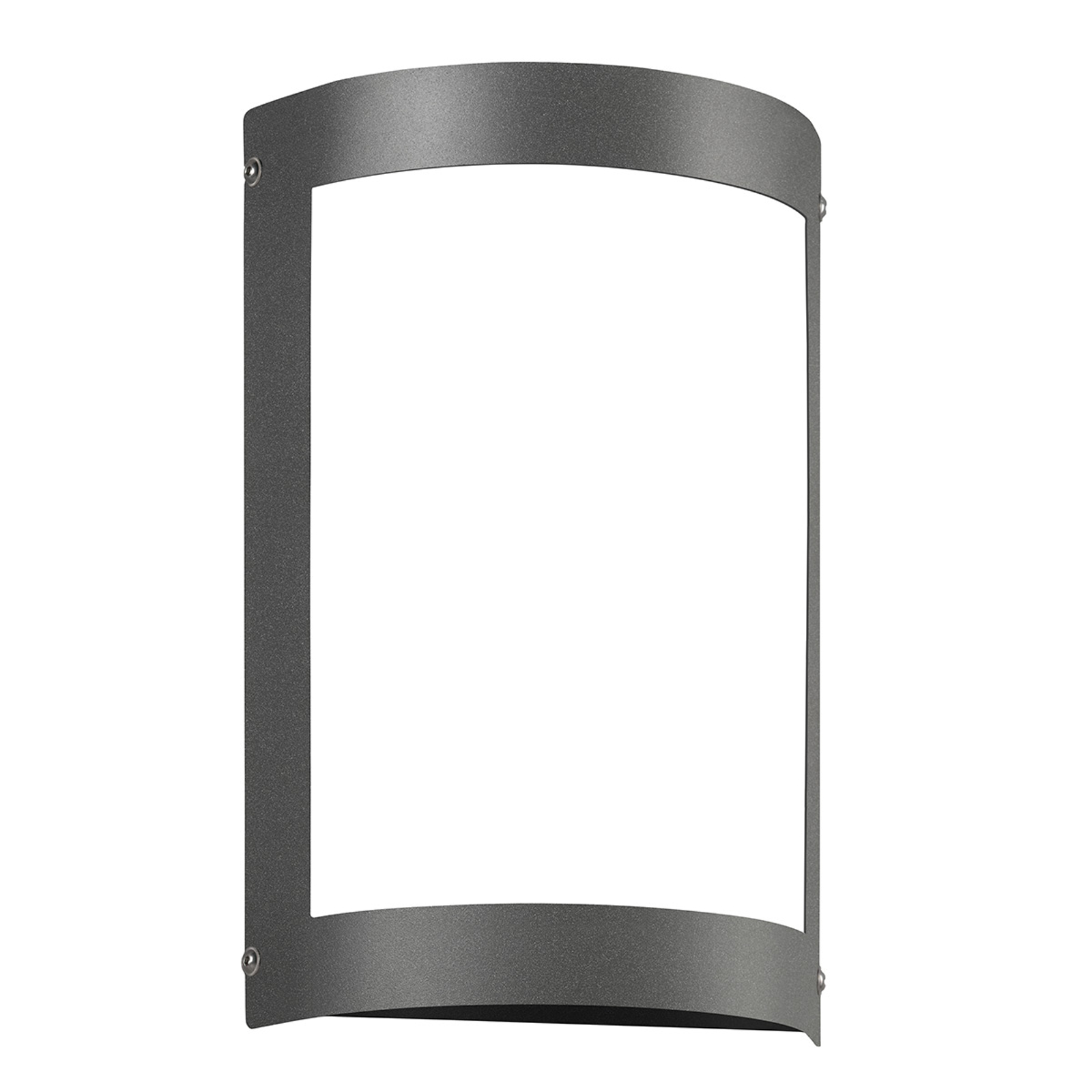 LED buitenlamp Aqua Marco zonder rooster antraciet