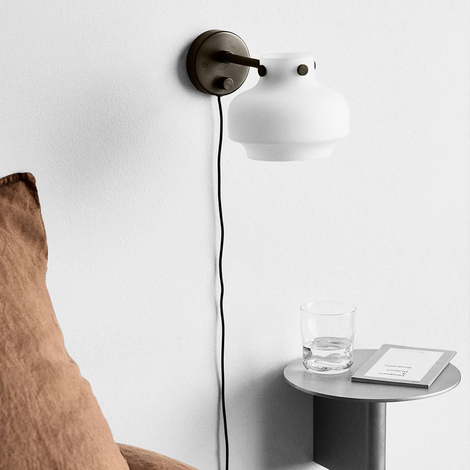 &Tradition Copenhagen SC16 LED-Wandleuchte
