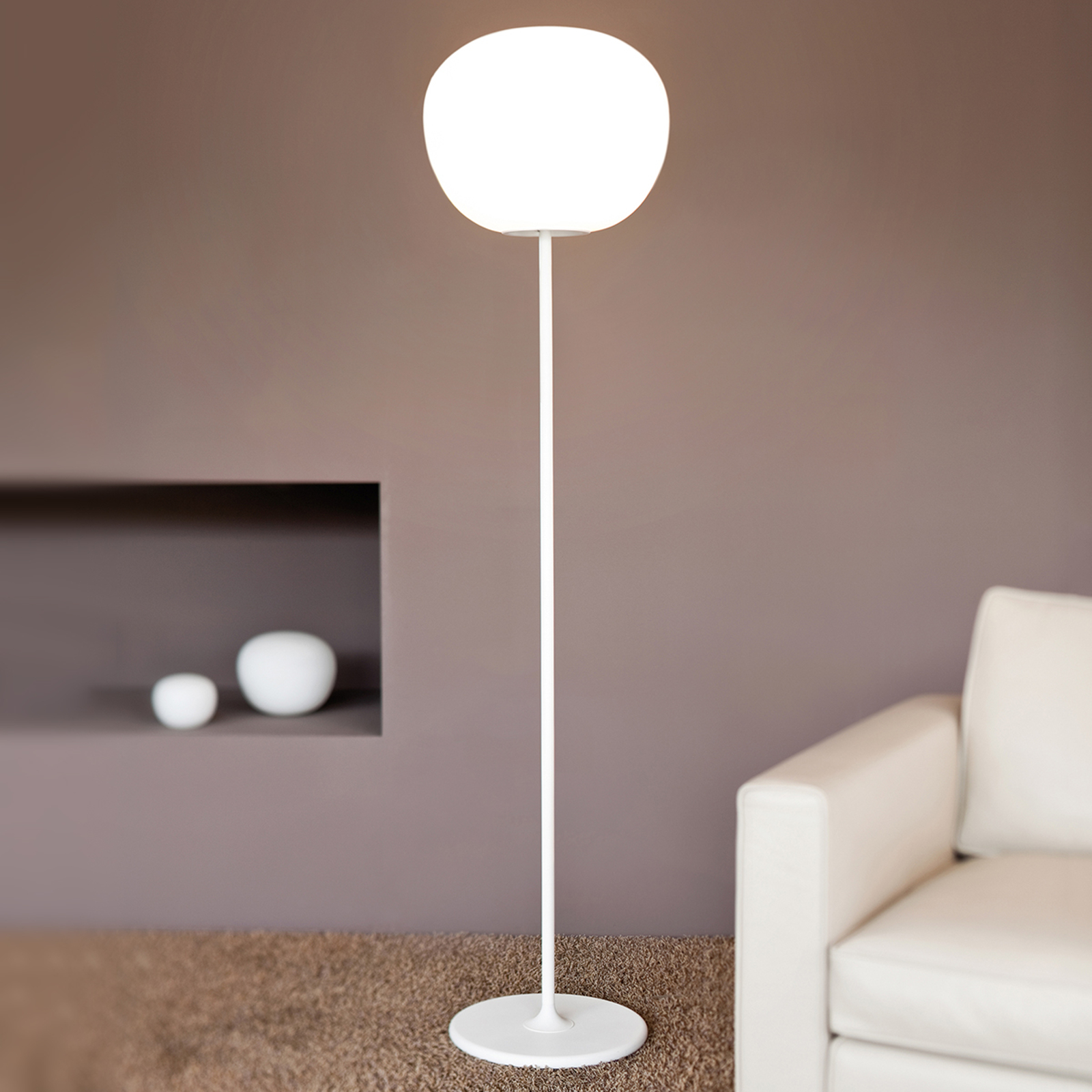 Fabbian Mochi – stojaca lampa 38cm_3503149_1