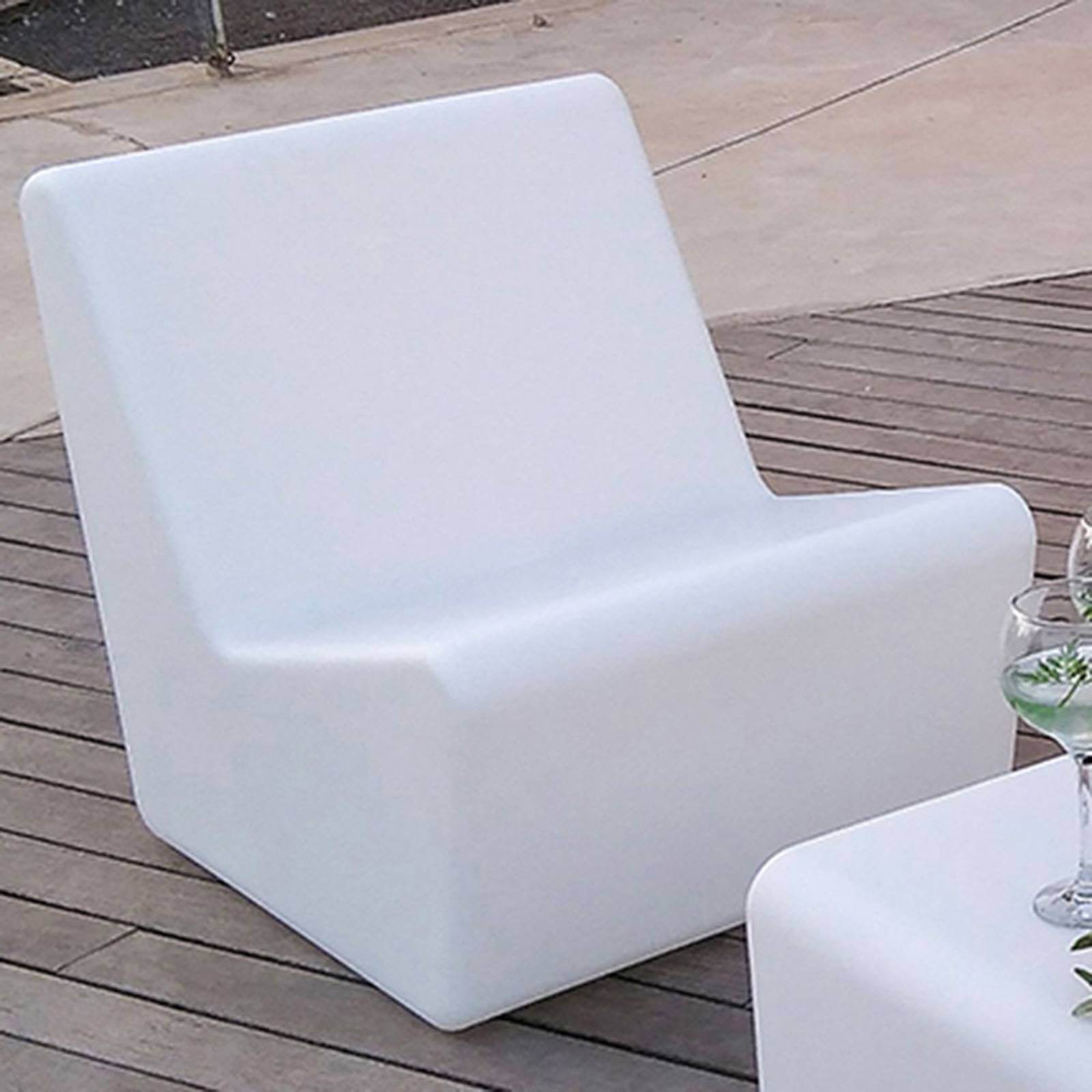 Newgarden Tarida Sit LED fauteuil solar