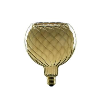 SEGULA LED-floating-glob G150 E27 8 W twist rök