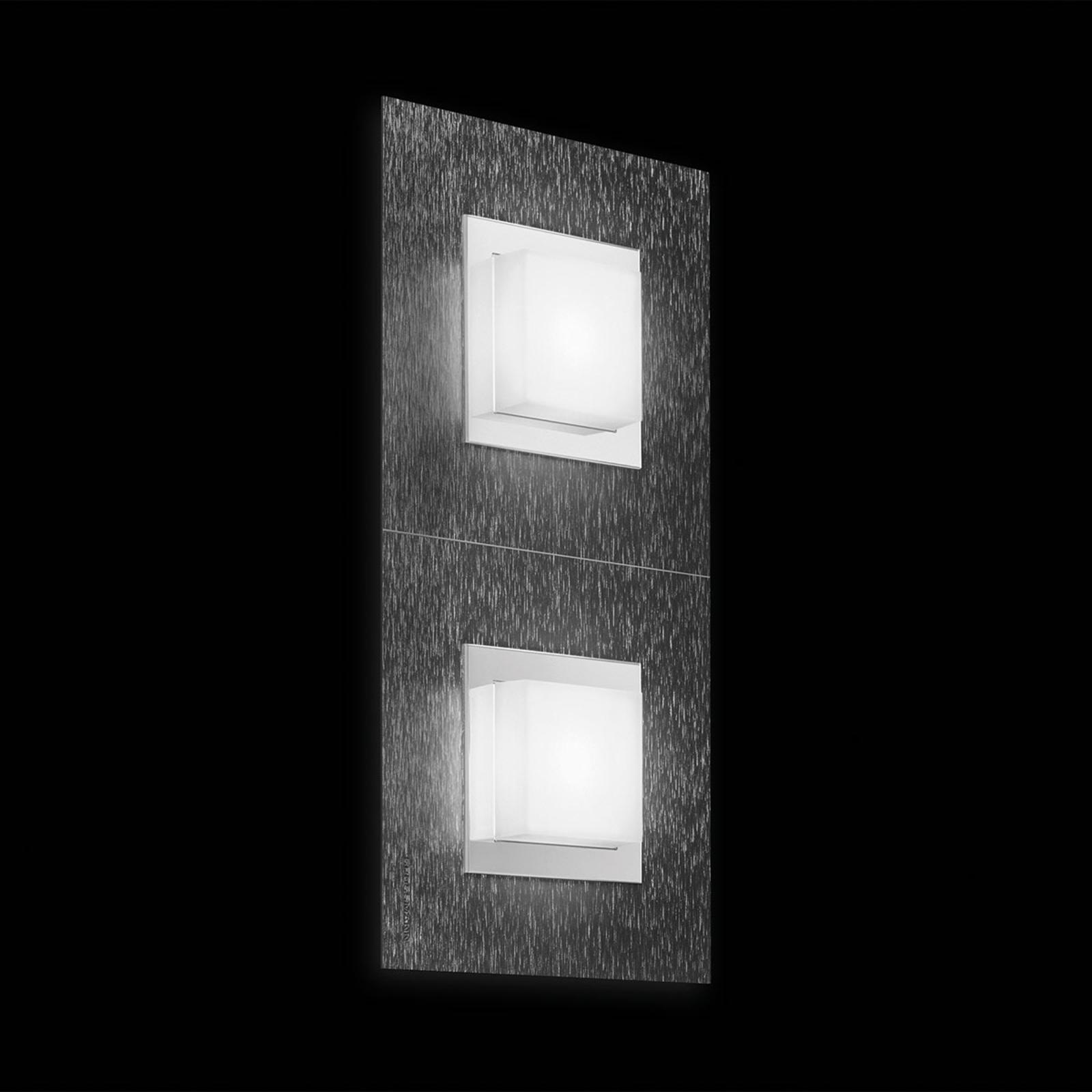 Produktové foto GROSSMANN GROSSMANN Basic LED nástěnné světlo, 2zdr antracit