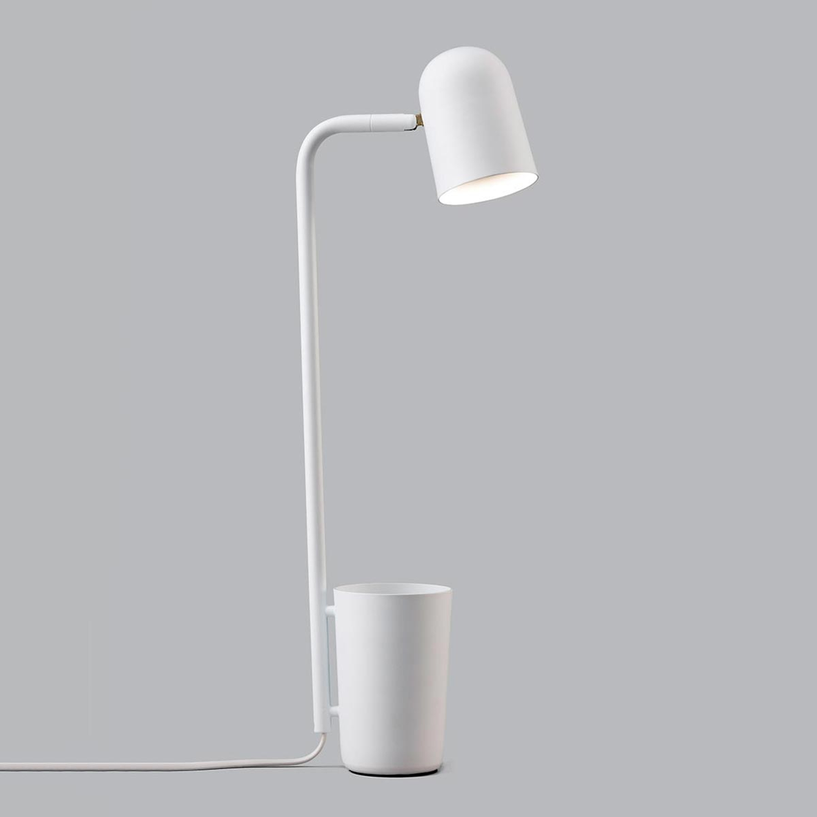 Northern Buddy - Bureaulamp, wit