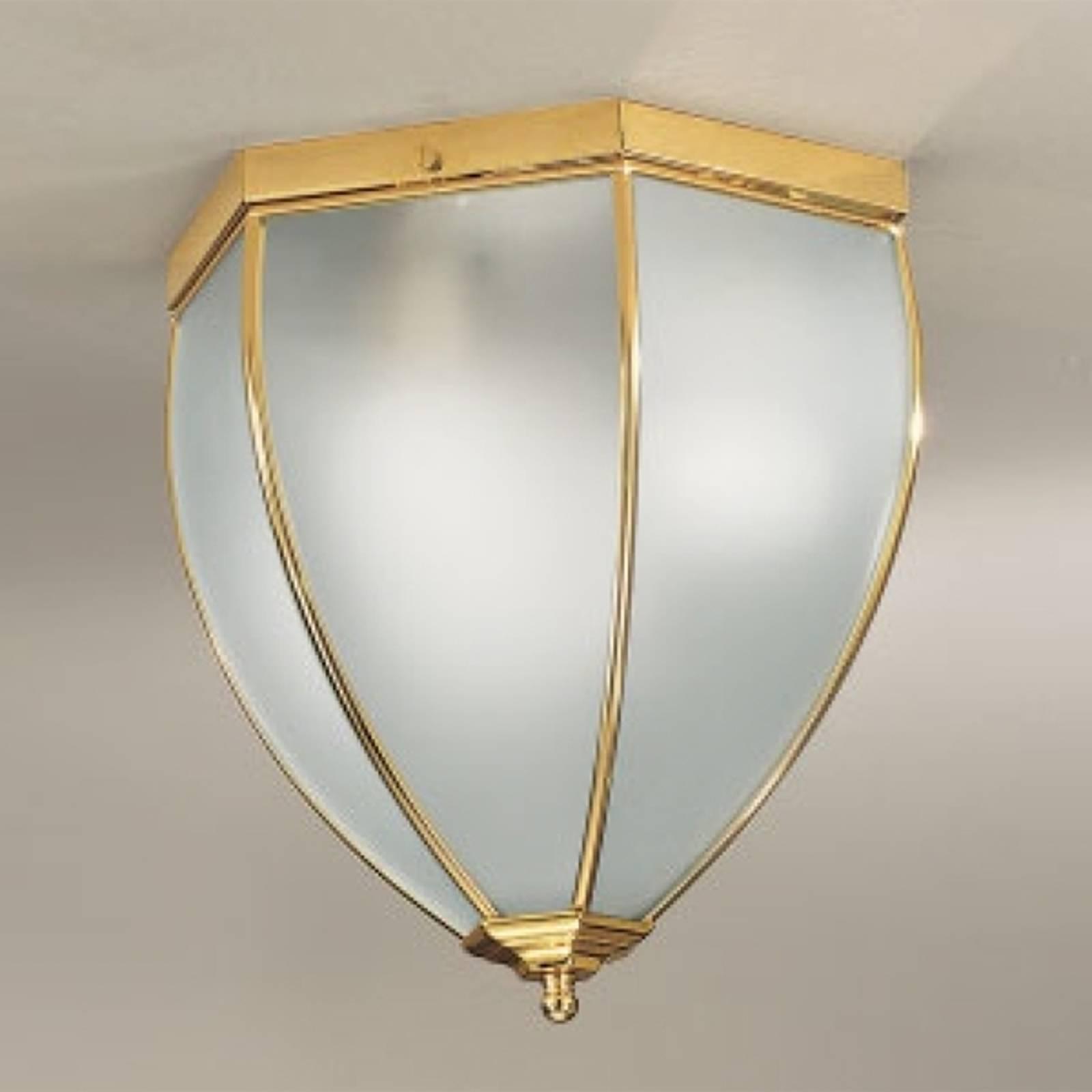 Klasyczna lampa sufitowa Dina