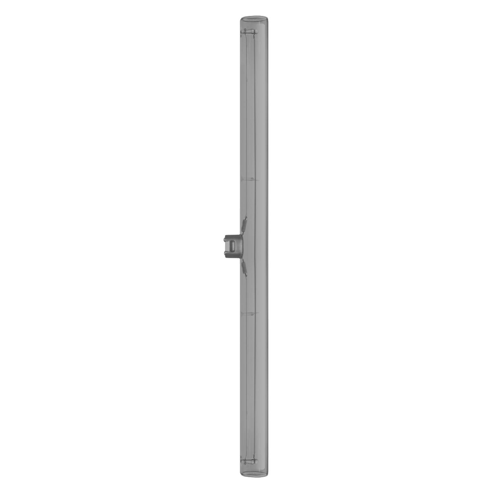 SEGULA LED-Linienlampe S14d 12W 2.200K 50cm smokey