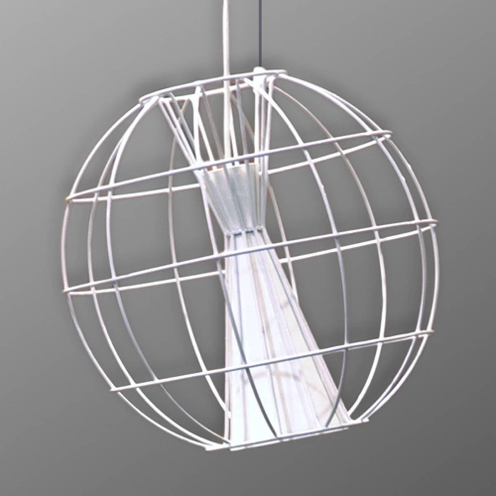 Innermost Latitude - LED hanglamp wit