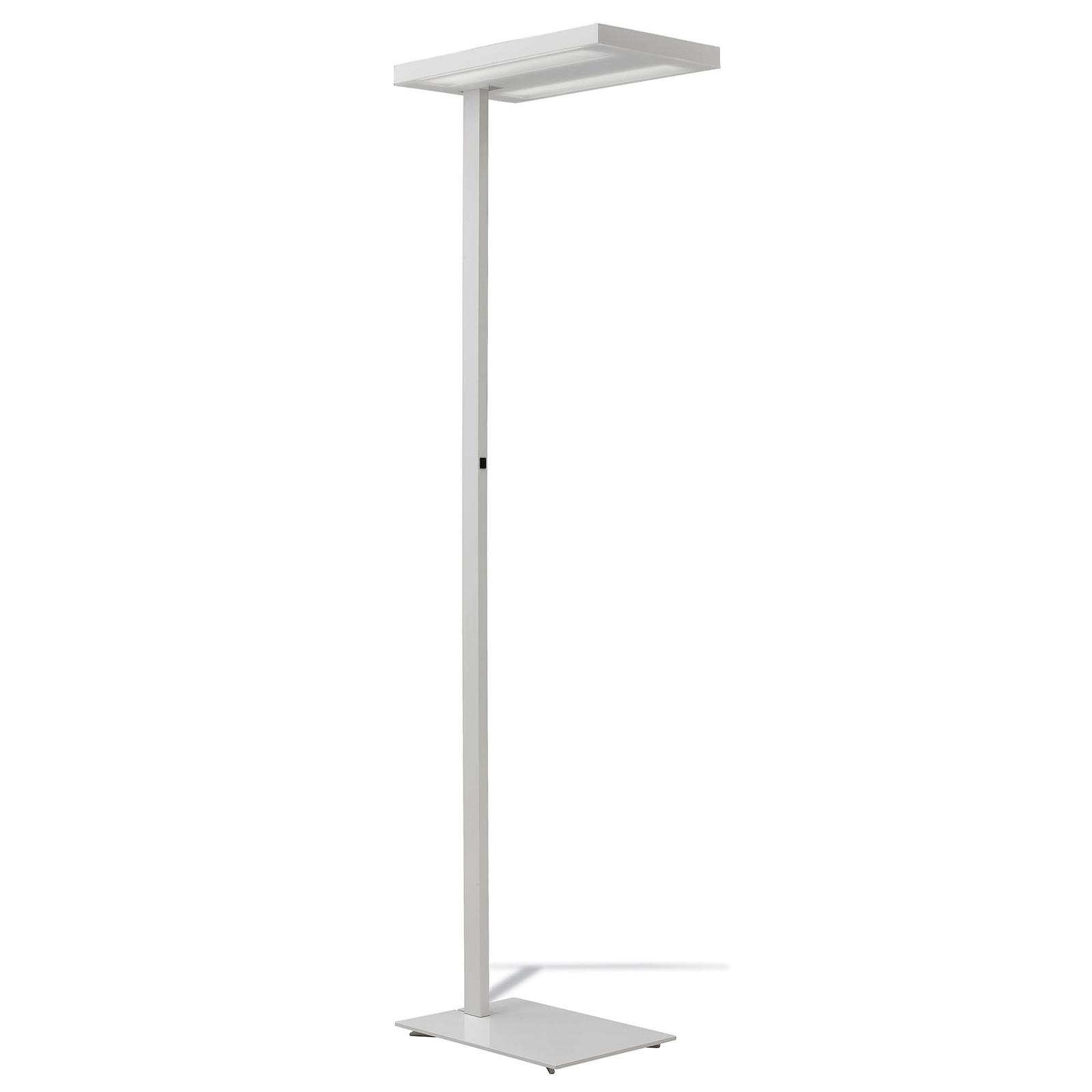 Lampa stojąca LED Free-F 4000K czujnik biała