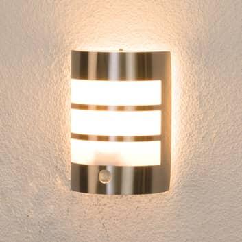 Bevægelsessensor udendørsvæglampe Kristian