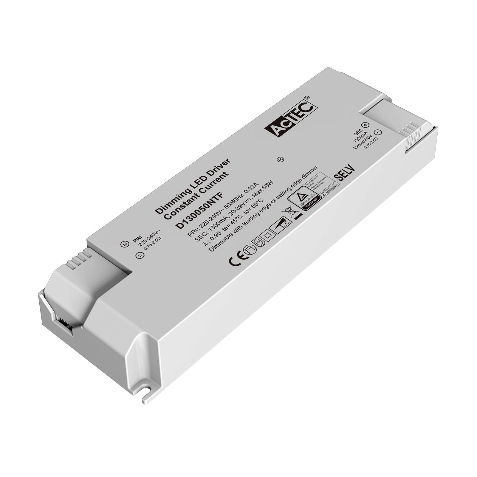 AcTEC Triac LED-driver CC maks. 50 W 1300 mA