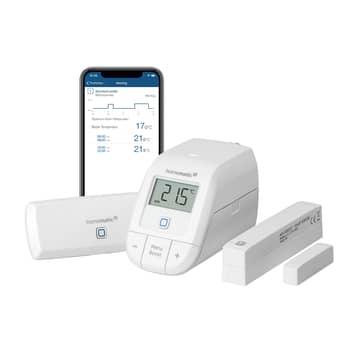 Homematic IP startér set klima v místnosti WLAN