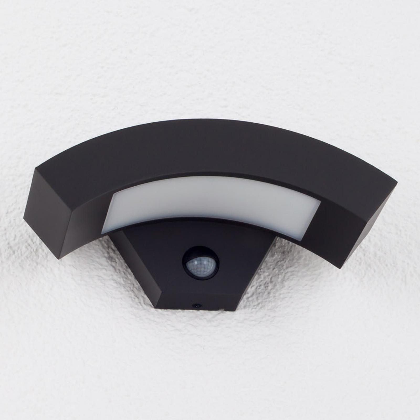 Lennik - LED-Außenwandleuchte mit Bewegungssensor
