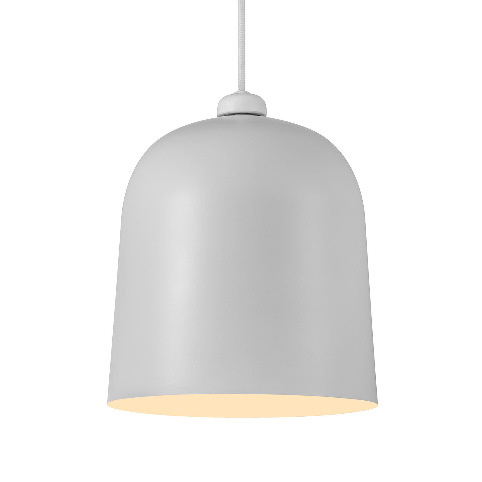 Suspension LED Angle, blanche