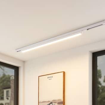 Arcchio Harlow LED-raillamp, wit, 109 cm